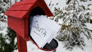 Per Santa Claus…dal cortile di Valsalice