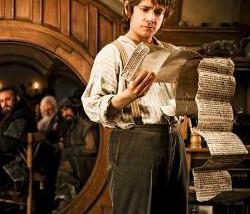 Mio caro Frodo…