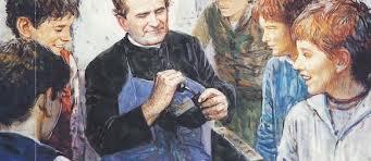 Il santo e l'amico dei giovani