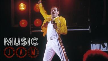 MUSICJAM: Freddie Mercury