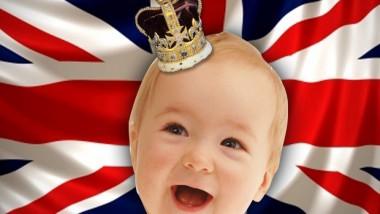 E' nato un bebè o un re?