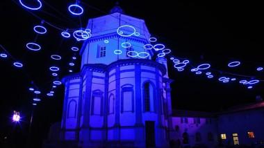 Luci d'Artista, le stelle di Torino