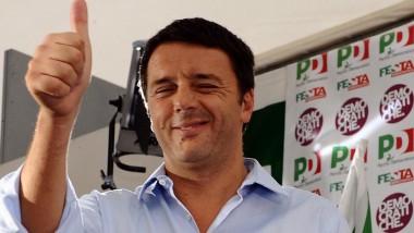 3,2,1… Let's go Renzi!