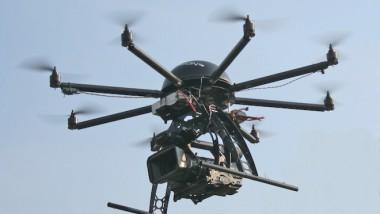 L'occhio del drone