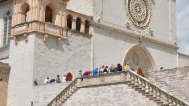 Assisi, alla ricerca della povertà