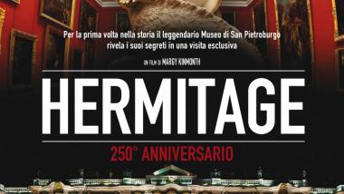 Hermitage: solo per una notte al cinema