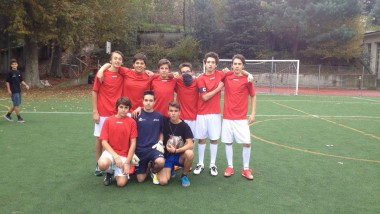 2 scientifico S.A. – IV Ginnasio AB 6-3