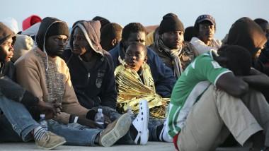 Allarme migranti