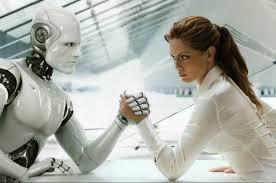 Robot fuori controllo