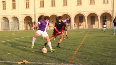 5 Scientifico A – 2 Classico A/B: 8-5