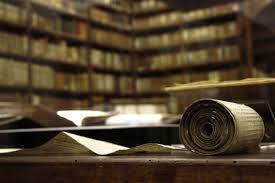 Uscita agli archivi di Stato