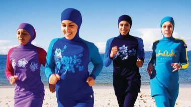 Burkini sì, burkini no
