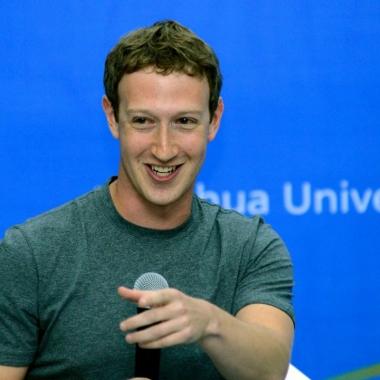 Zuckerberg a Roma