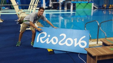 Back from Rio