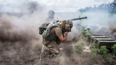 La guerra dietro un obiettivo