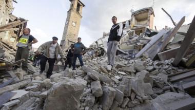 Il terremoto cancella-monotonia