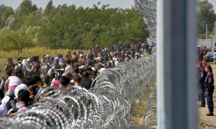 Molti paesi europei hanno scelto la linea dura nei confronti dei migranti