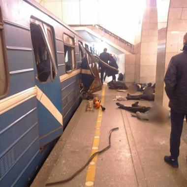 Orrore a San Pietroburgo