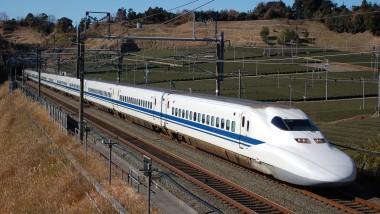 Lo Shinkansen, la rete dei treni proiettili