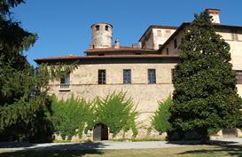 Le prime tra le mura del castello
