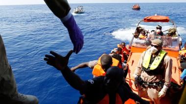 Barricata migranti