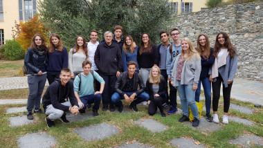 Don Luigi Ciotti parla ai giovani