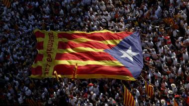 La estelada, una bandiera, un simbolo