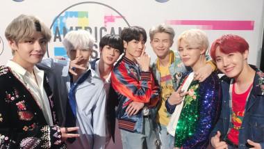 BTS dalla Corea, la musica che abbatte le barriere
