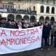 Carlotta Gilli torna da pluricampionessa a Valsalice + VIDEO