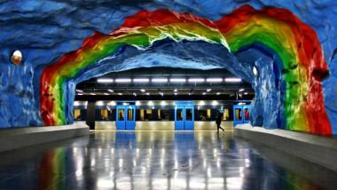 Una metropolitana a regola d'arte