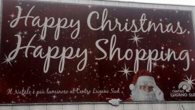 Babbo Natale al mercato