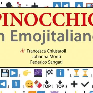 Il primo Pinocchio in emojitaliano