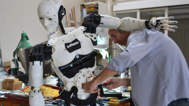 I robot da leggenda a realtà