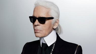Karl Lagerfeld raccontato da Lorenzo Ferrarotto