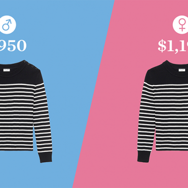 Pink Tax, essere donna costa di più