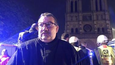 Padre Fournier: cappellano, pompiere ed eroe
