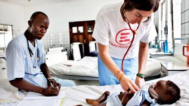 Emergency: insieme contro guerra e povertà
