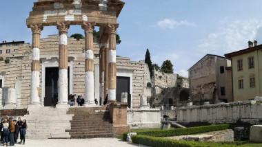 Brescia: rivivere il passato per apprezzare il presente