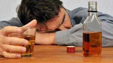 La droga dell'alcool