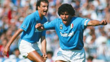 Diego (e) Maradona