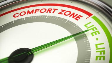 Una ricetta anti confort-zone