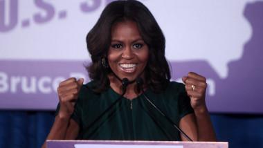 Personaggi in cerca d'autore: Michelle Obama