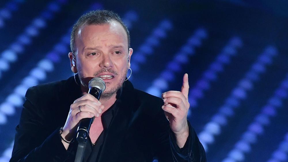 """Gigi D'Alessio: """"Io, usato da Sanremo"""""""
